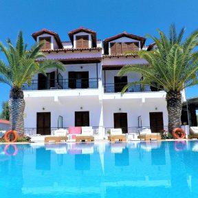 Captain's Studios & Apartments Corfu – Κέρκυρα