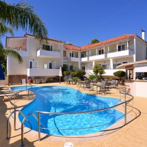 Theoxenia Hotel Apartments – Μεσσηνία